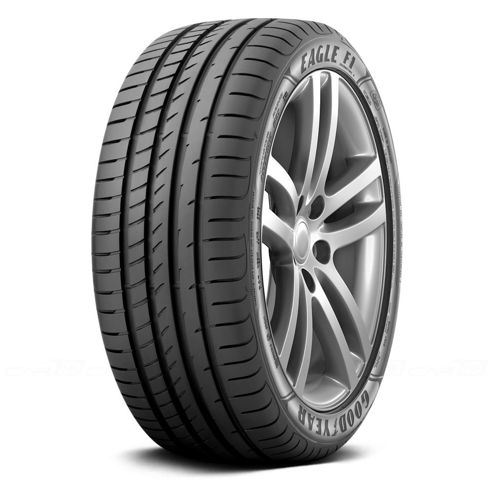 Goodyear, EAGLE F1 ASY SUV Sommer 111485