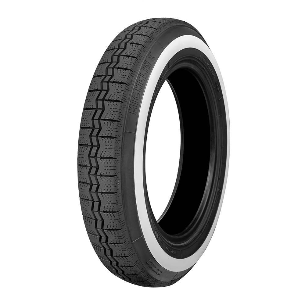 Michelin, X FLANC BLANC Sommer 1251568SFBLANCMIC