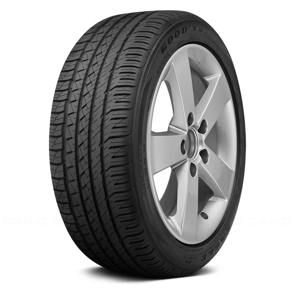 Goodyear, EAGLE F1 ASY Sommer 48683
