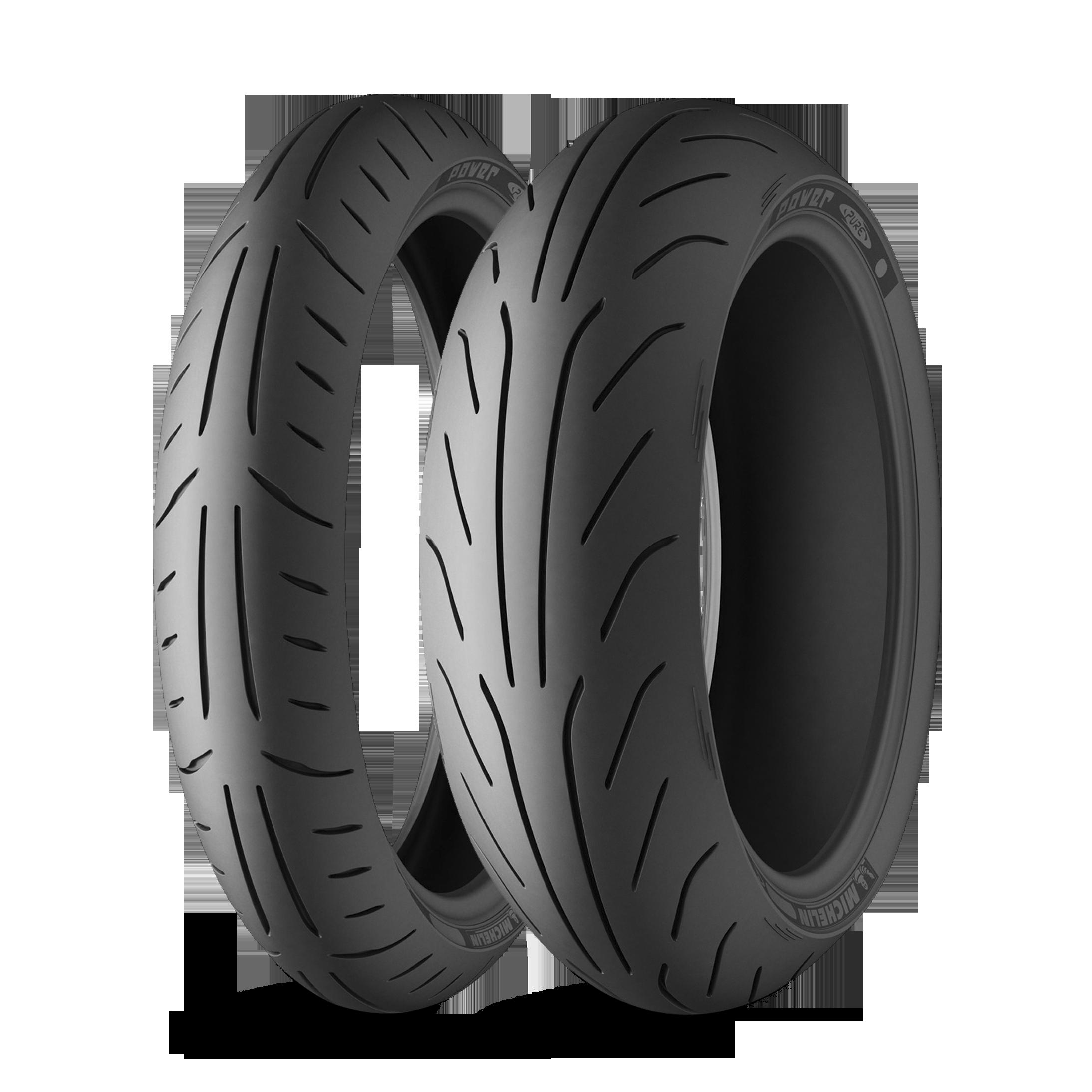 Michelin, POWER PURE SC  146100