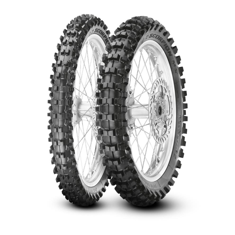 Pirelli, SCORPION MX32 MID SOFT  1664600